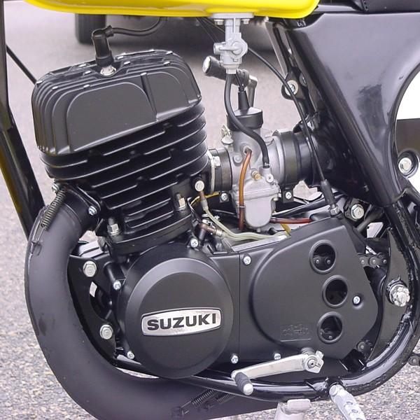 Suzuki TM RM Magneto Decal