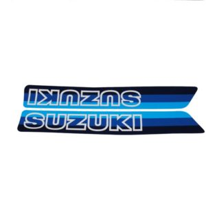 1981-84 Suzuki PE175-250-400 Tank Decal Set