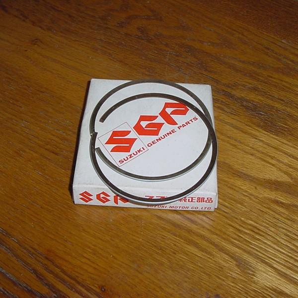NOS Suzuki Ring Sets