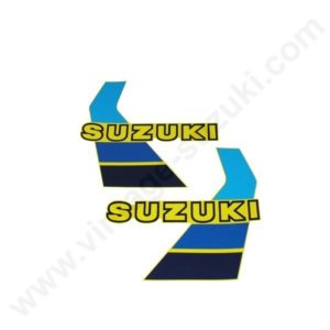 Suzuki RM Radiator Shroud Decal Sets