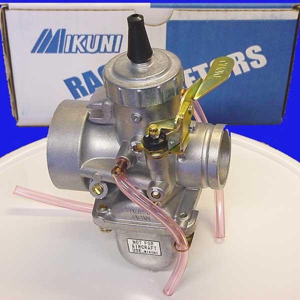 Suzuki TM400 (71-75') VM34 Mikuni Carburetor